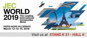 Visit Top Glass at JEC World Composites Show 2019