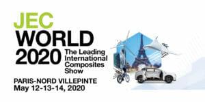 Rejoignez-nous au JEC World Composites Show 2020