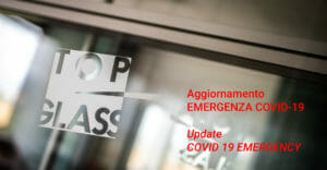 Update – COVID-19 EMERGENCY